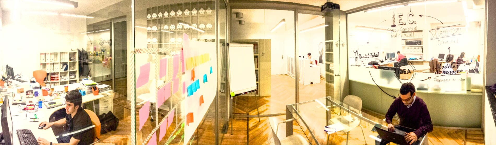 Flow retail partner especialistas en retail for Laboral kutxa oficinas bilbao