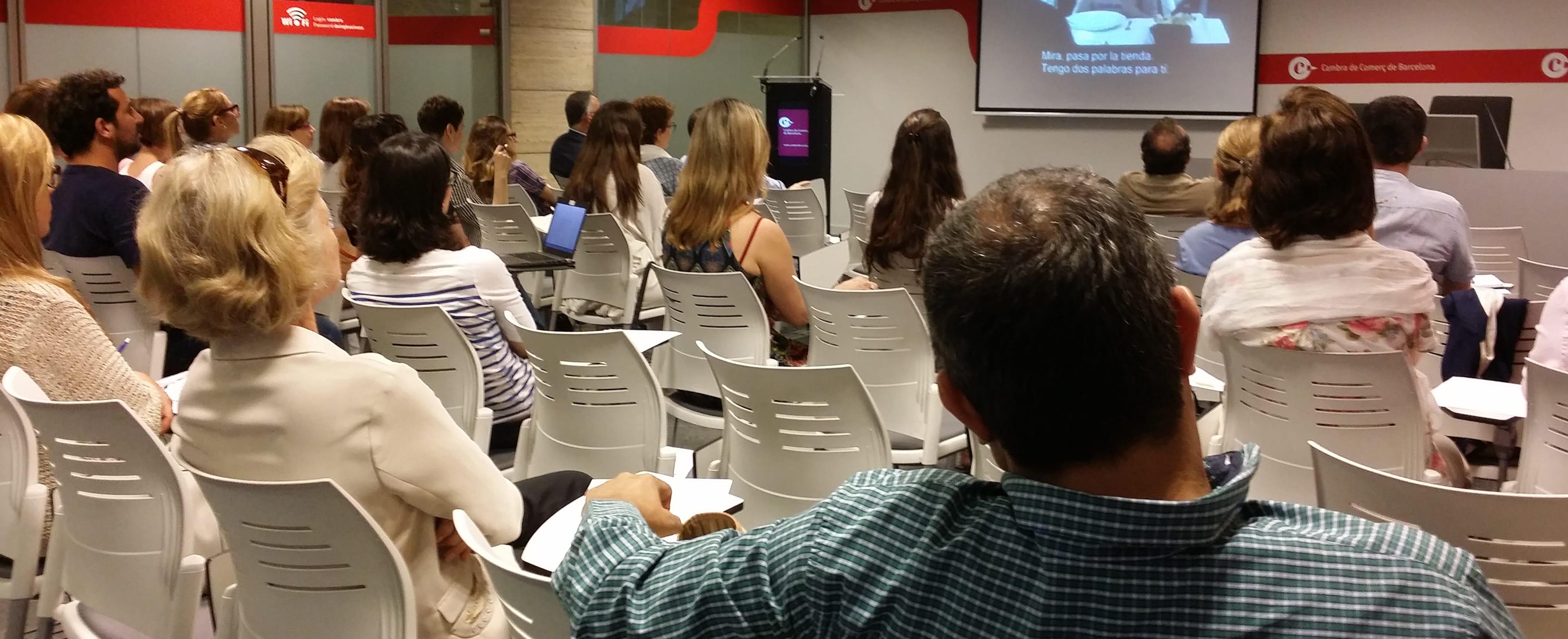 Impartimos un taller en Barcelona sobre cómo aumentar la rentabilidad mejorando la experiencia de cliente