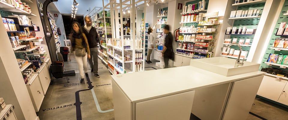 Farmacia Indautxu by Flow