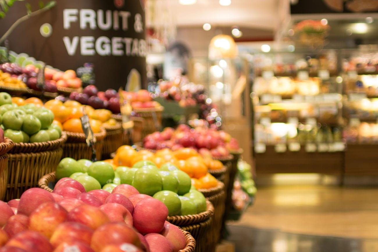 Cercanía y accesibilidad en la compra de alimentación