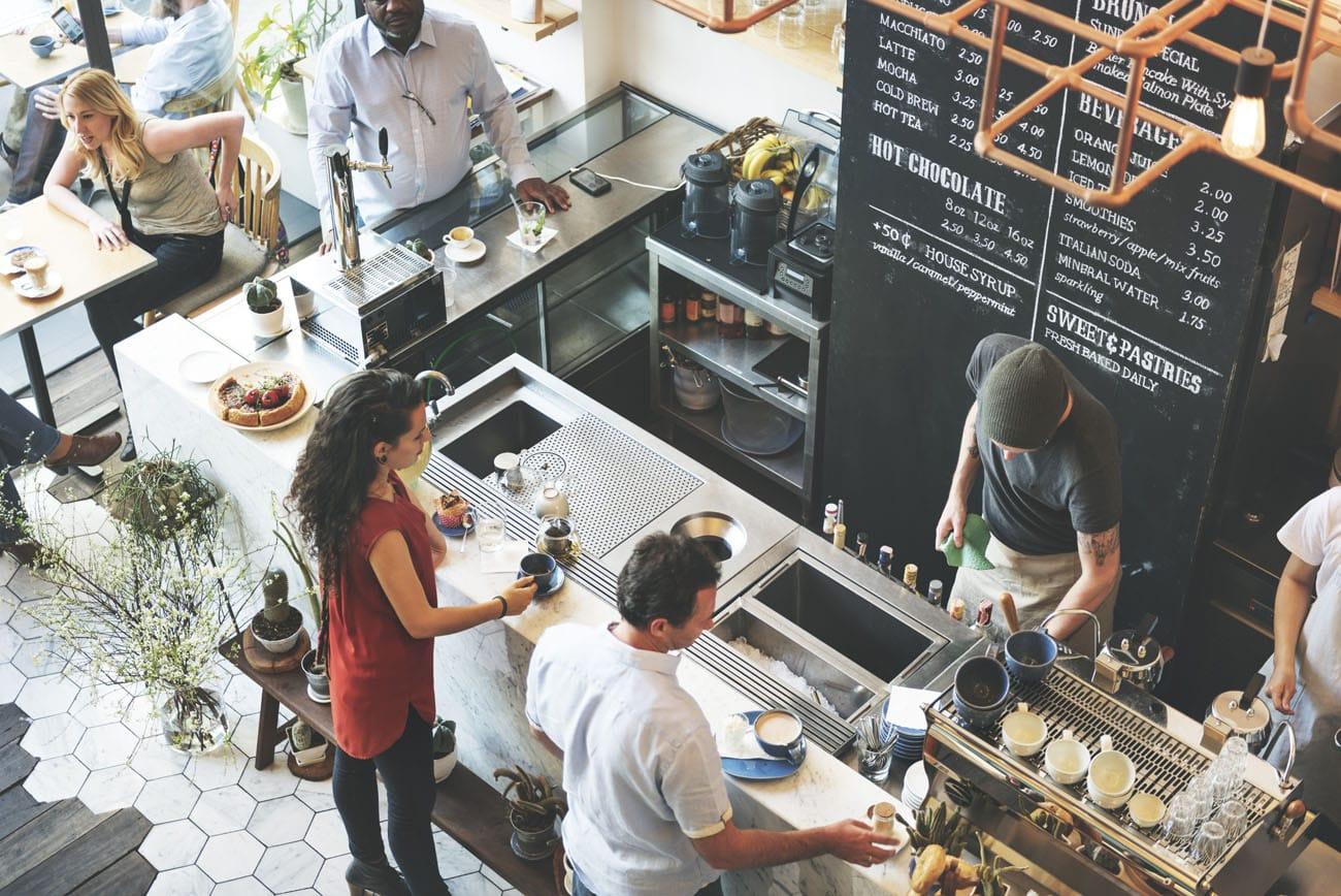 Retail y alimentación: lugares para aprender, comprar y comer