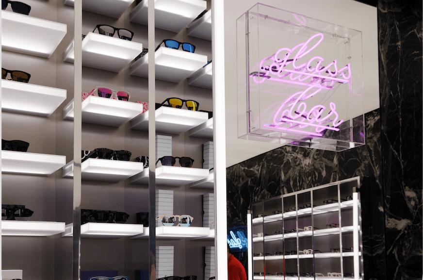 La tienda Hawkers en Madrid