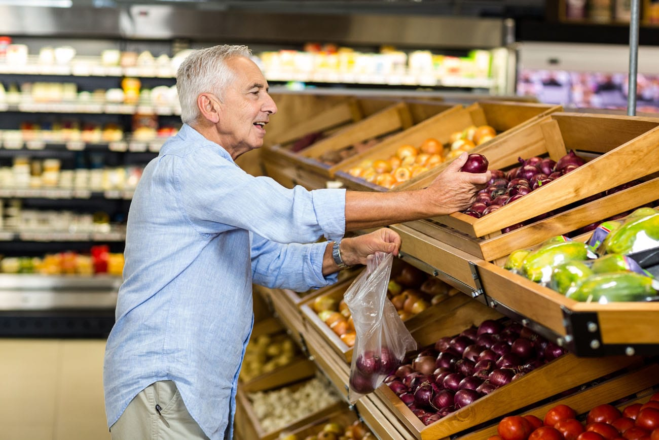 Los seniors son uno de los públicos estratégicos para el food retail
