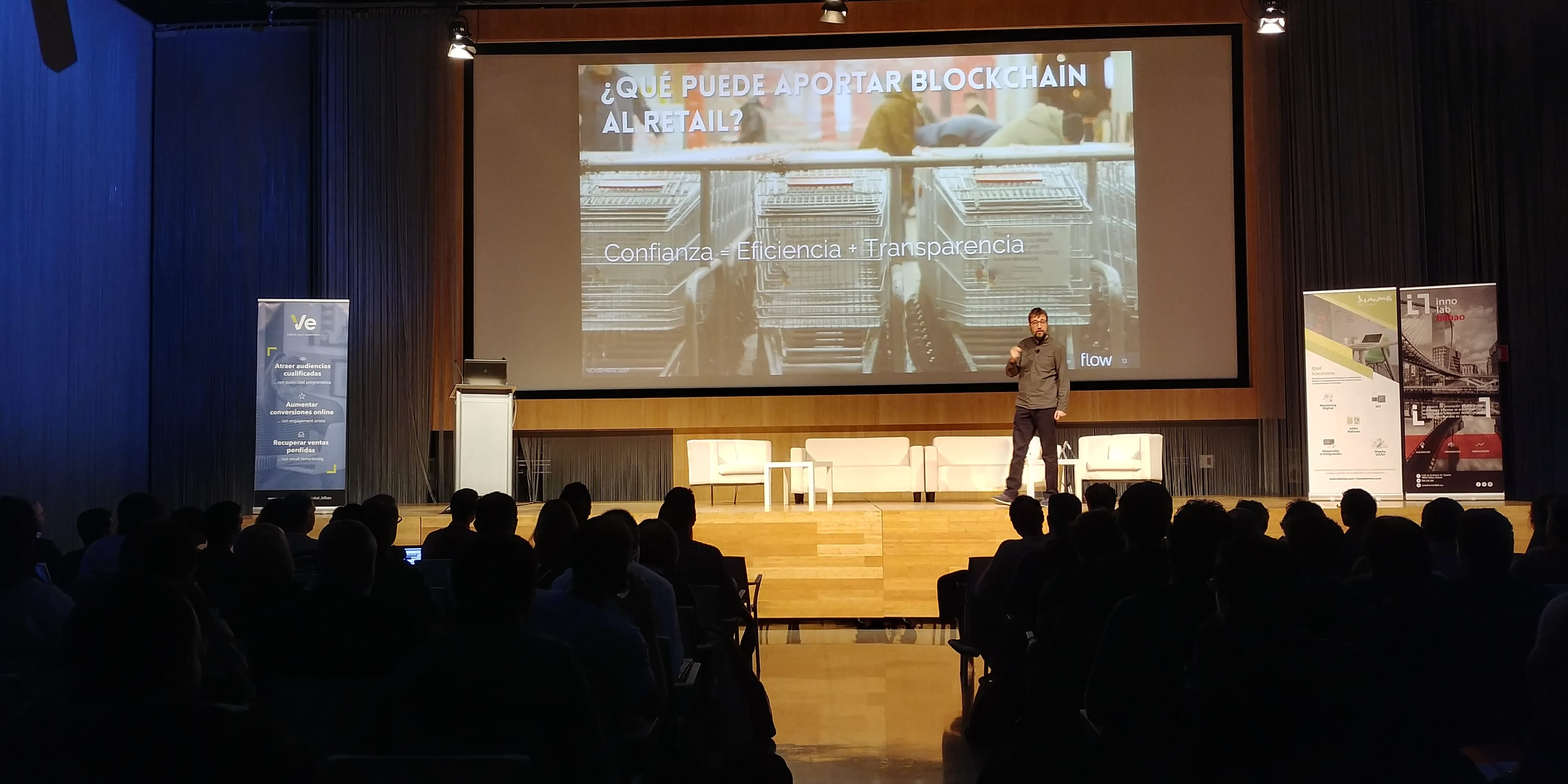 Aplicaciones del blockchain para retail