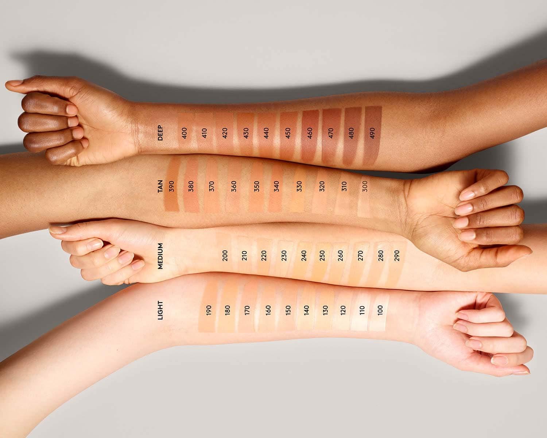 Fenty Beauty, una marca que ejemplifica la tendencia a la diversidad