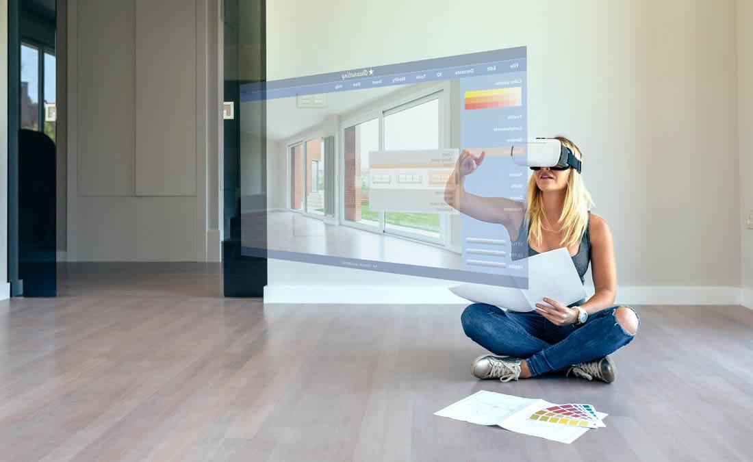 Realidad virtual para el retail de productos intangibles