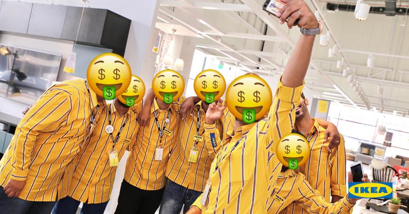 Los trucos de Ikea según The Next Web