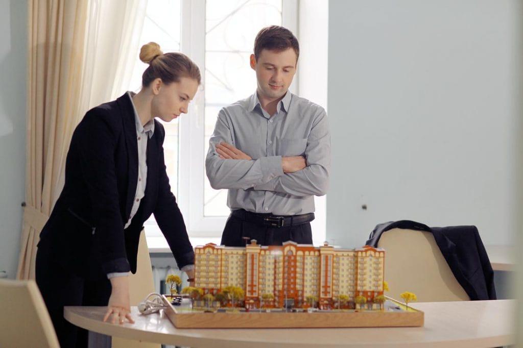 Retail de intangibles: promociones inmobiliarias de obra nueva