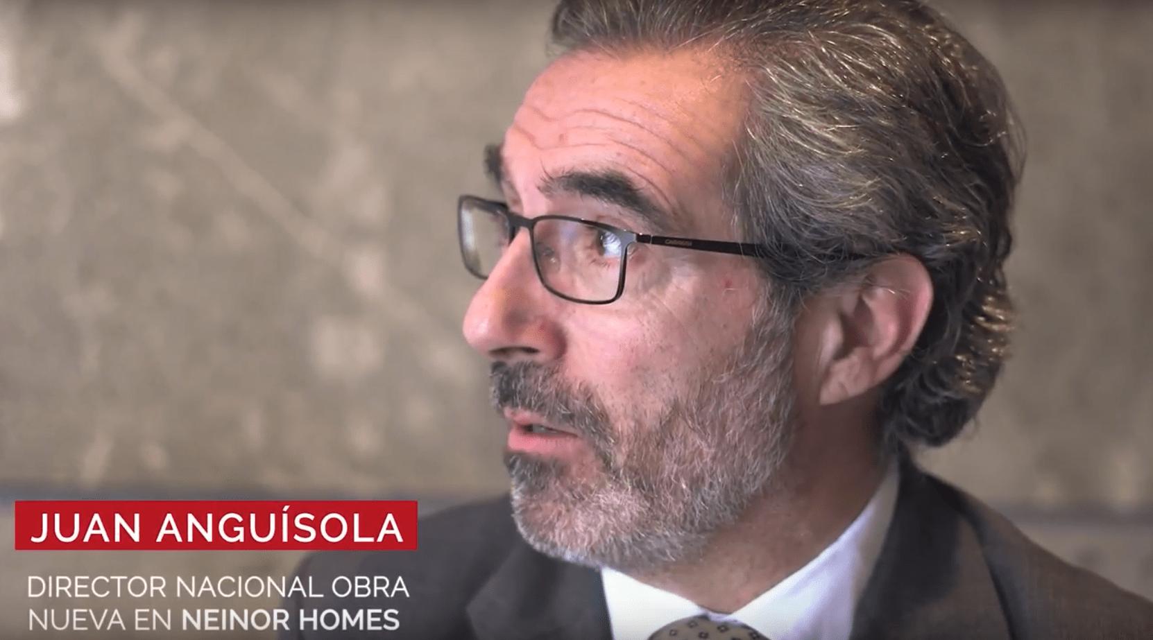 Juan Anguísola en la Flow Retail Session