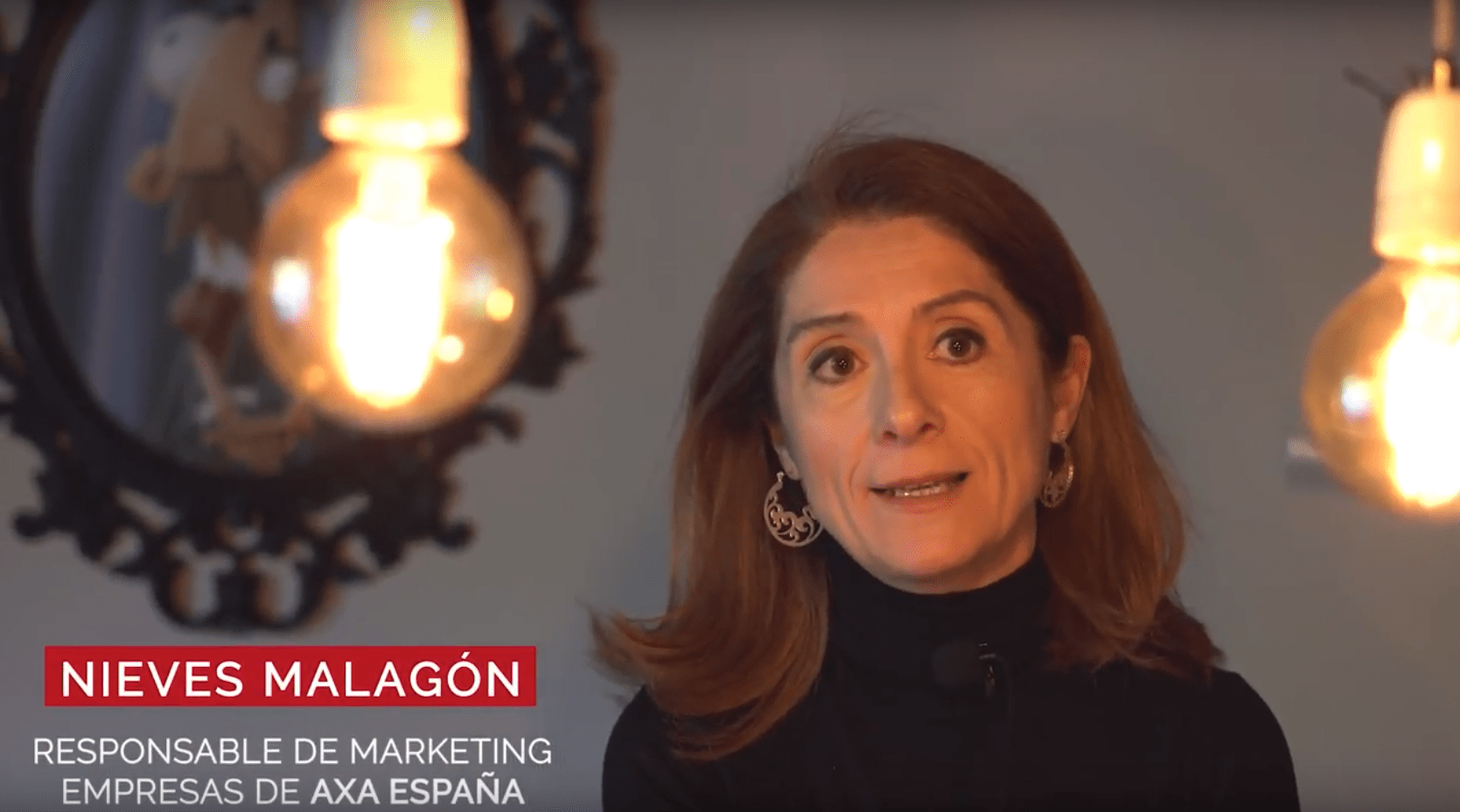 Nieves Malagón en la Flow Retail Session