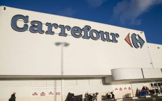 Carrefour se alía con Google en Francia