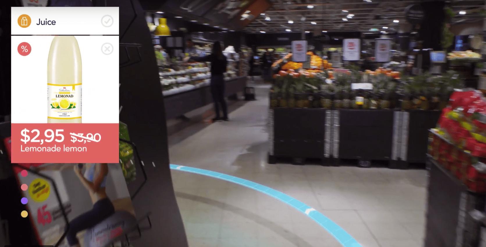 Tangar, realidad aumentada para el retail