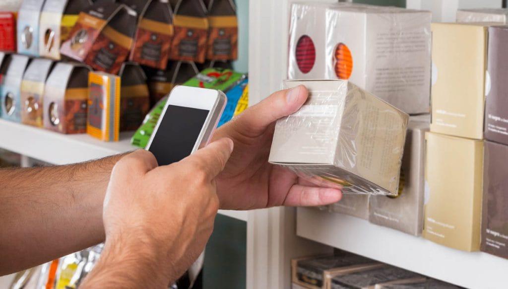 Mobile retail: consulta de precios en la tienda