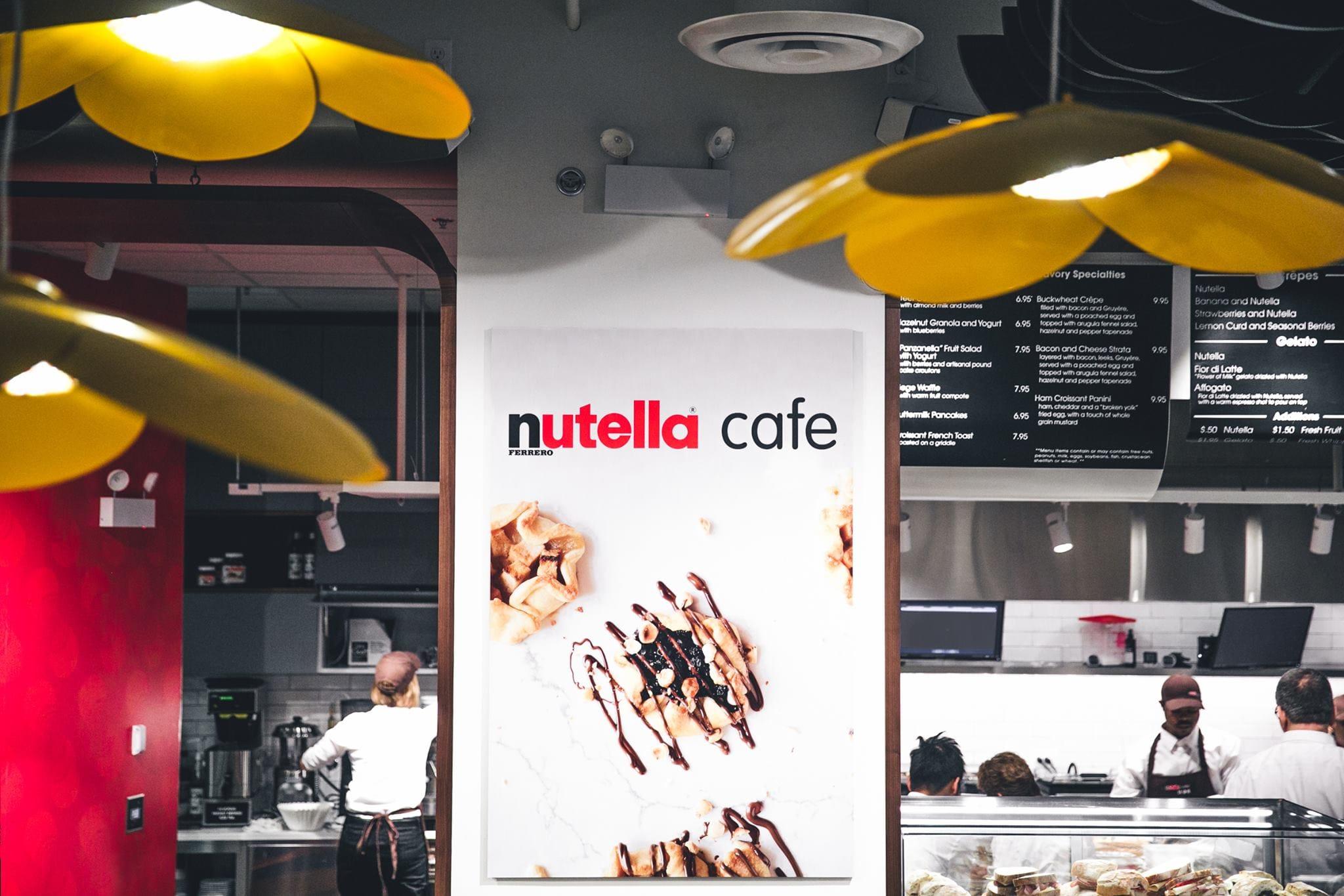 Nutela Cafe: un ejemplo de marca retailizada