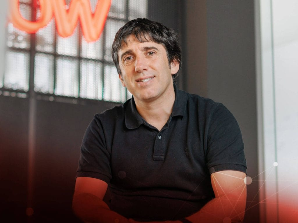 Daniel Calvo Andueza Fundador y Director Flow Retail