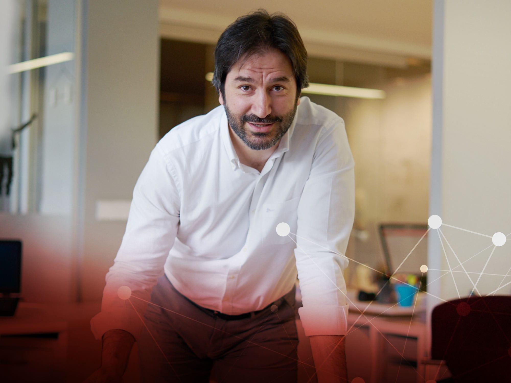 Construir realidades a partir de ideas: conociendo a Iván, director técnico en FLOW